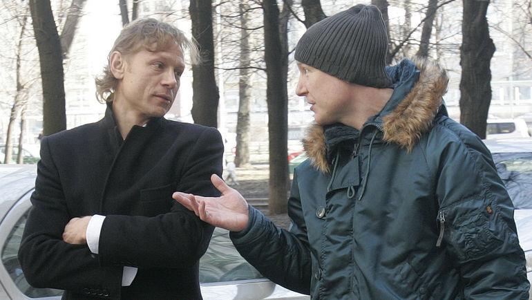 Валерий КАРПИН и Владимир БЕСЧАСТНЫХ