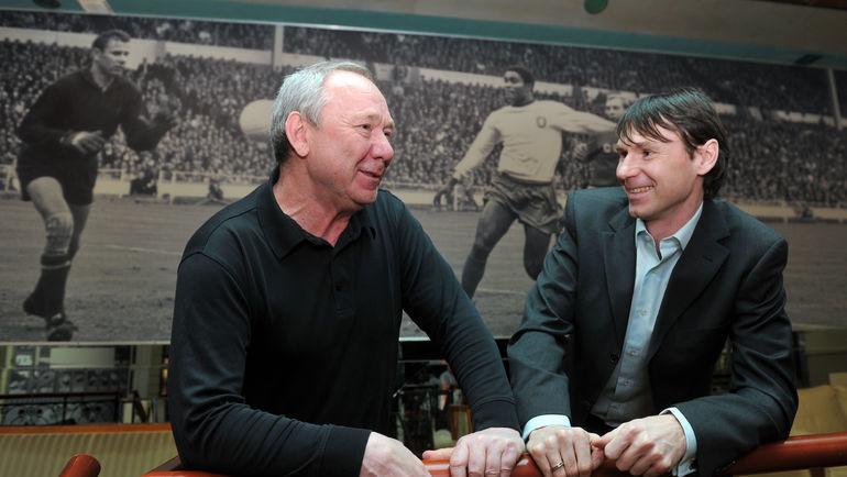 Олег РОМАНЦЕВ и Егор ТИТОВ