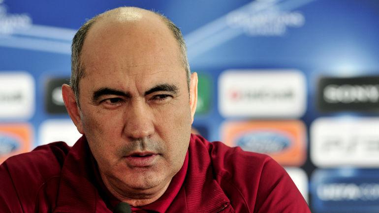Бердыев пока не достиг компромисса с Федуном, и его готов перехватить Геркус
