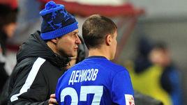 Андрей КОБЕЛЕВ и Игорь ДЕНИСОВ: есть первая победа с 7 ноября 2015 года.