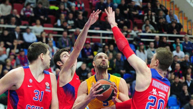 Российские спортивные клубы уже подтвердили факт своего участия в баскетбольной Евролиге