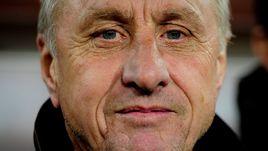 Йохан КРОЙФ скончался сегодня на 69-м году жизни в Барселоне.