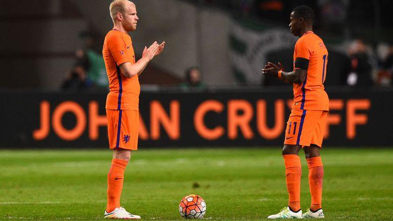 Футбол голландии