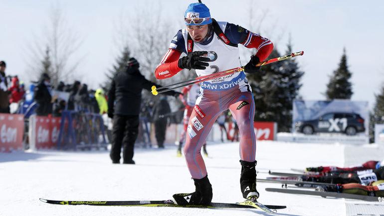 Антон ШИПУЛИН, по мнению Александра Кравцова, в нынешнем сезоне повторил прошлогодние ошибки. Фото ТАСС/АР