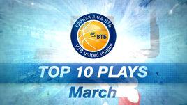 Топ 10 игровых моментов марта