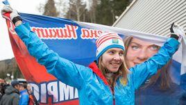 Никитина завоевала бронзу на чемпионате мира в Иглсе