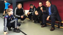 Газзаев побывал на ТДК