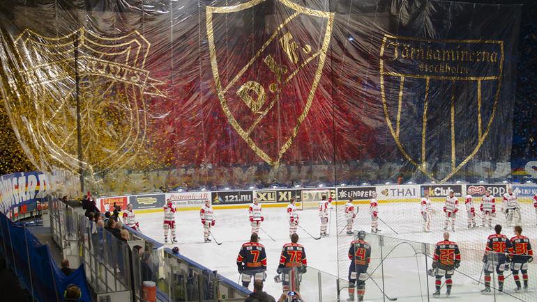 Шведский клуб смог бы украсить КХЛ.