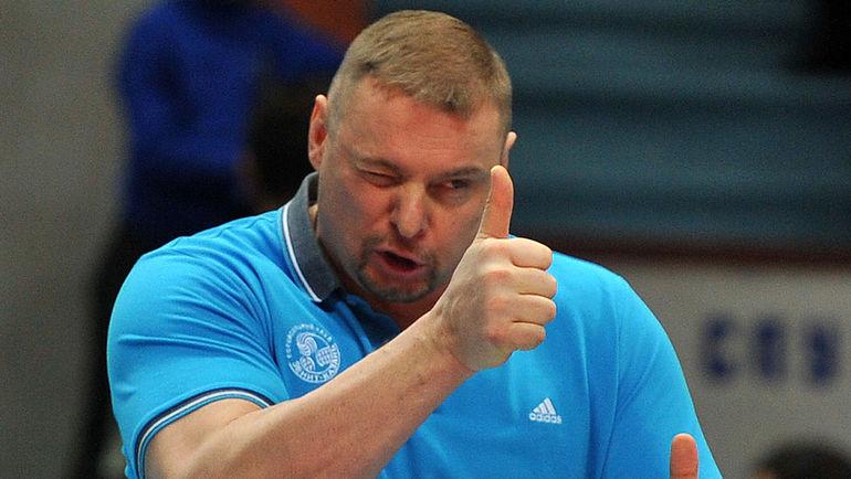 Казанский «Зенит» вышел вфинал волейбольной Лиги чемпионов