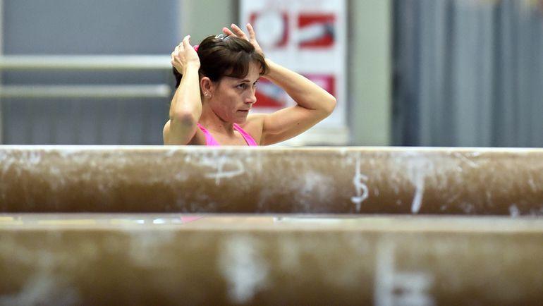 Оксана ЧУСОВИТИНА. Фото AFP