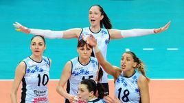 Карполь лишил Гамову финала чемпионата России