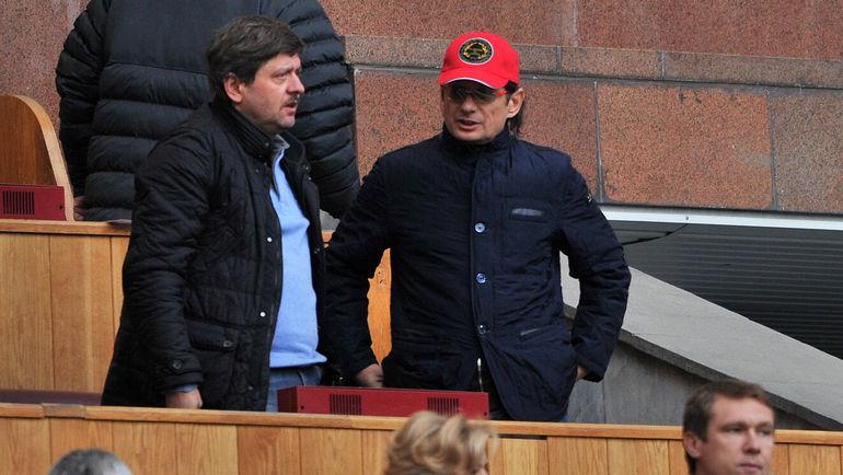 Андрей и Леонид Федун