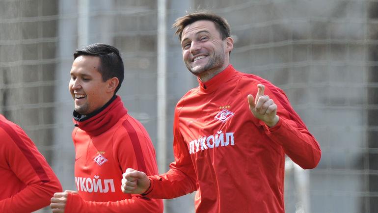 "Владимир ГРАНАТ (справа). Фото Александр ФЕДОРОВ, ""СЭ"""