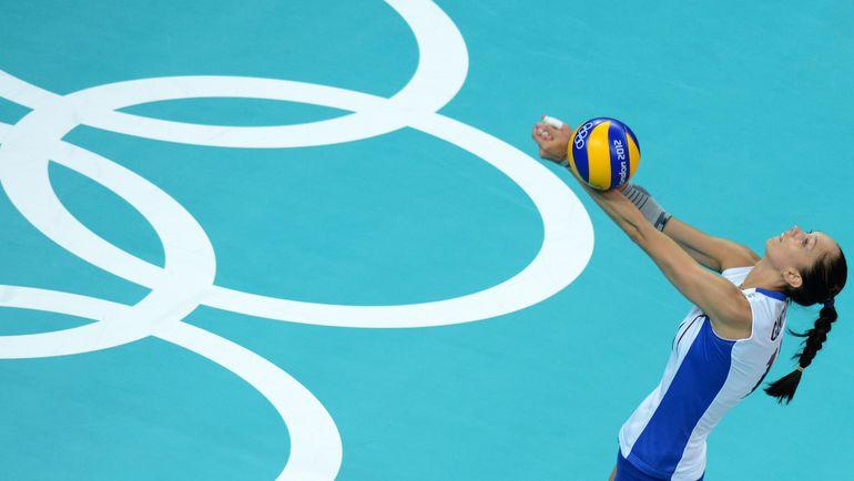 Екатерина ГАМОВА: в Рио? Фото AFP