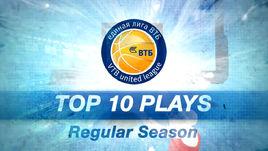 Топ-10 игровых моментов регулярного сезона