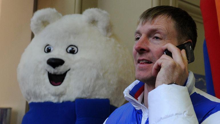 "Александр ЗУБКОВ. Фото Никита УСПЕНСКИЙ, ""СЭ"""