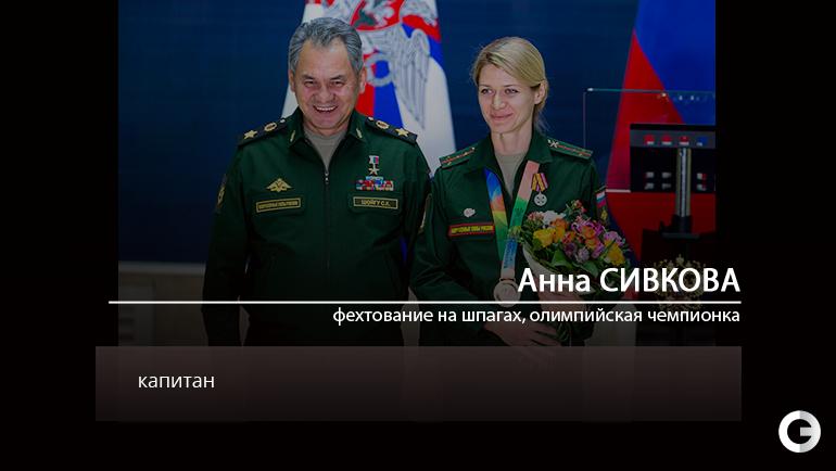 Анна СИВКОВА.
