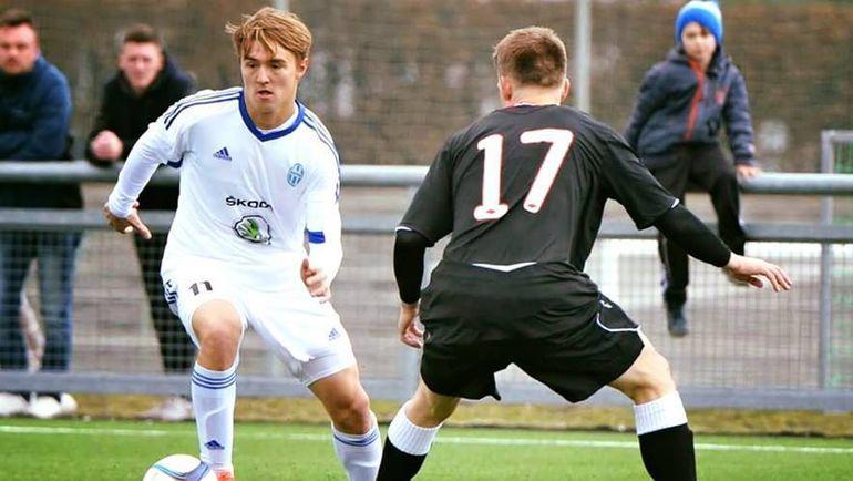 Злополучную травму форвард получил в игре за дубль чешского клуба.