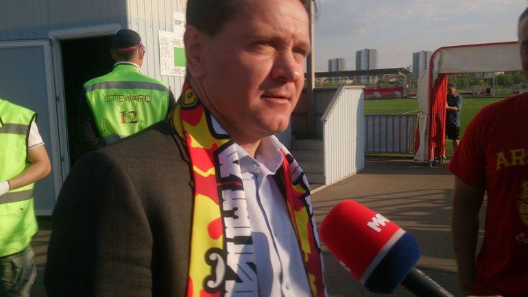 Дмитрий Аленичев: С «Уралом» будет очень тяжело