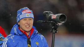 2008 год. Валерий МЕДВЕДЦЕВ на тренерском мостике запомнился работой с женой, Ольгой Пылевой.