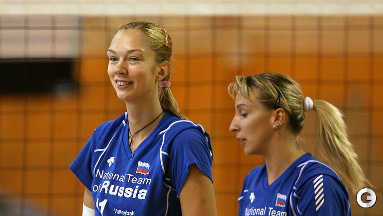 Екатерина ГАМОВА (слева) и Любовь СОКОЛОВА.