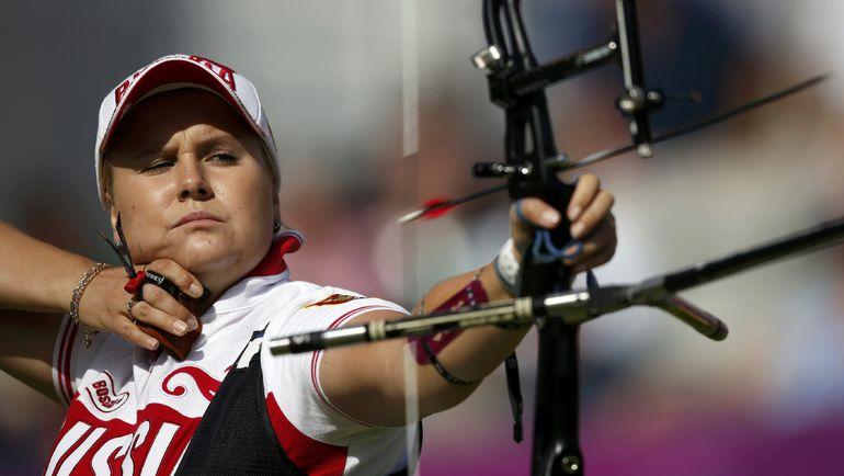 В 1/4 финала олимпийского турнира Ксения ПЕРОВА уступила представительнице Кореи. Фото REUTERS