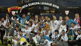 Лига Европы. Финал.