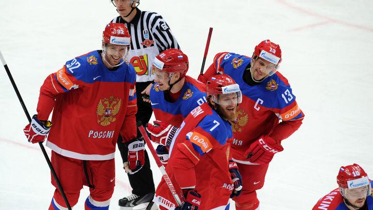 Россия разгромила США и зовоевала бронзу ЧМ по хоккею 2016 (Видео)