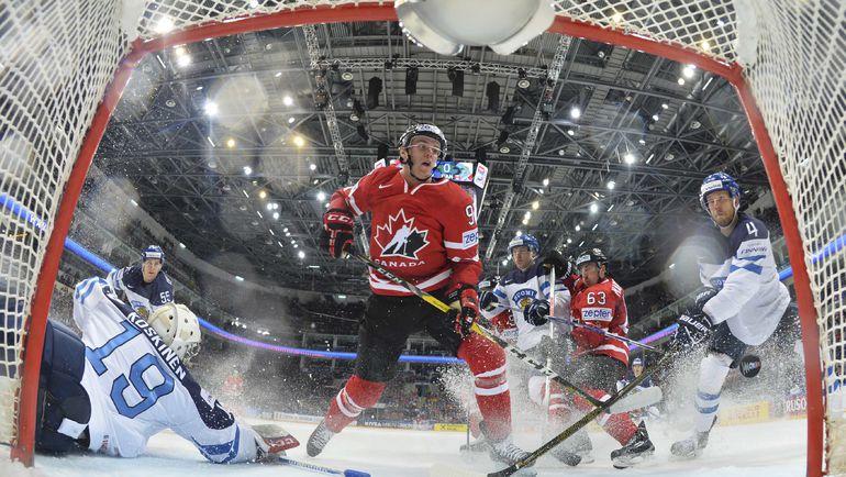 Канада победила Финляндию в финале ЧМ по хоккею (Видео)