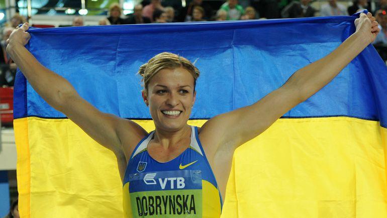 Наталия ДОБРЫНСКА. Фото AFP