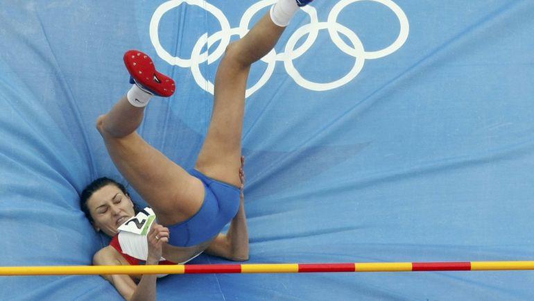 21 августа 2008 года. Анна ЧИЧЕРОВА. Фото REUTERS