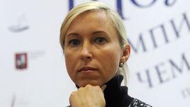 Татьяна Данченко. Тренер под парусом