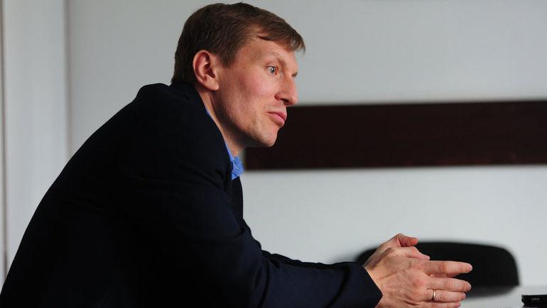"Алексей ЗИНИН. Фото Федор УСПЕНСКИЙ, ""СЭ"""