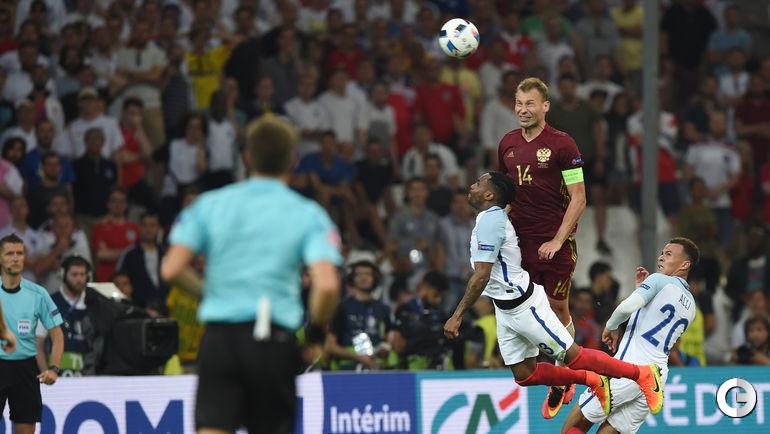 Евро-2016. Россия вырвала ничью у Англии