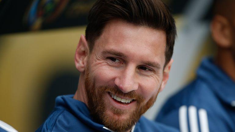 14 июня. Сиэтл. Аргентина - Боливия – 3:0. Лионель МЕССИ. Фото AFP