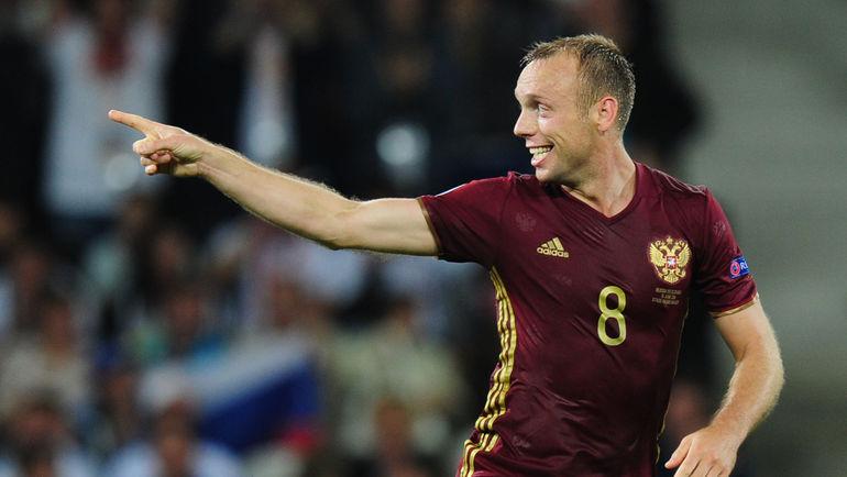 Денис Глушаков: Рад вызову в сборную