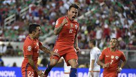 Месси - лучший ассистент Кубка Америки.  Чили унизила Мексику