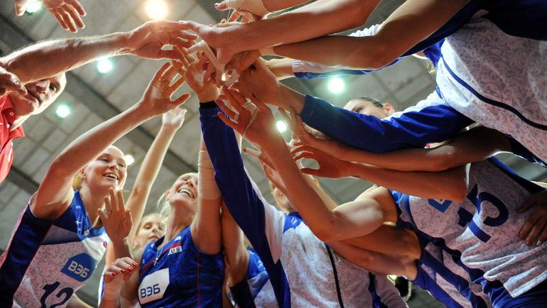 Вчера. Бари. Италия - Россия - 2:3. Россиянки идут без потерь. Фото fivb.com