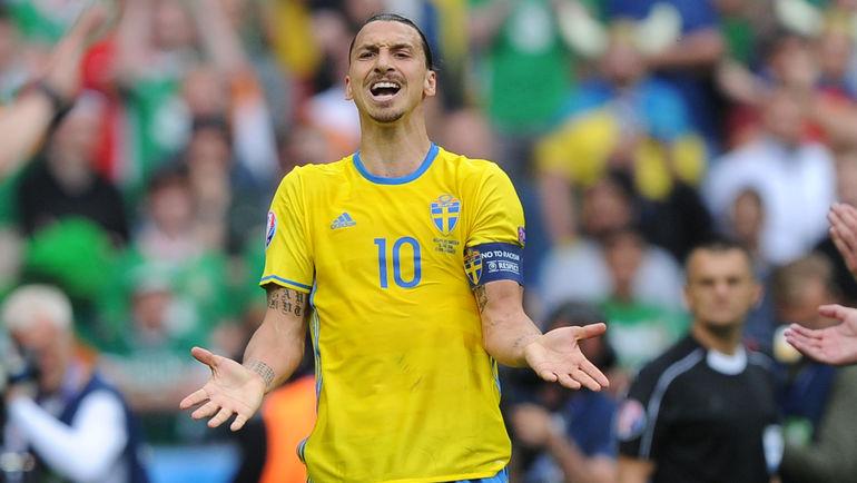 Златан Ибрагимович завершил карьеру всборной Швеции