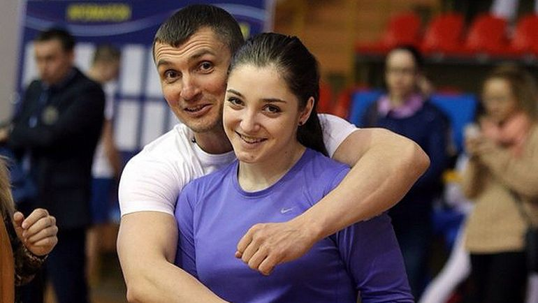 Сергей СТАРКИН и Алия МУСТАФИНА. Фото sportgymrus.ru