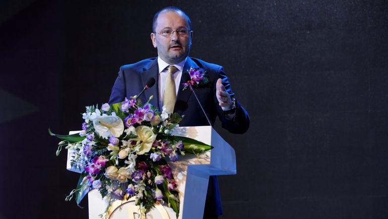 Генеральный секретарь ФИБА Патрик БАУМАНН. Фото REUTERS