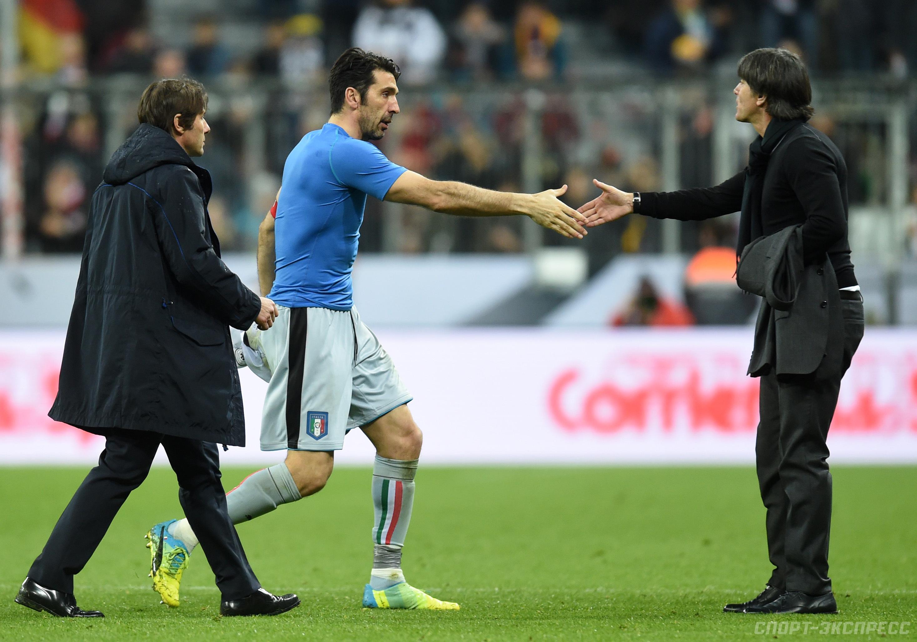 Италия – Германия прогноз на товарищескую встречу
