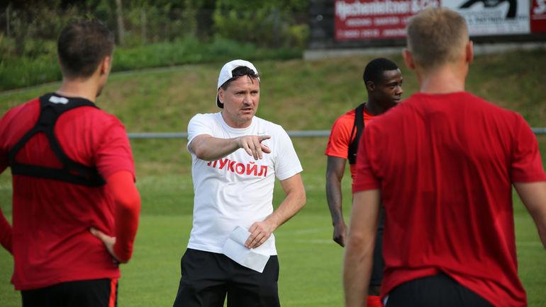 Дмитрий Аленичев: В игре против «Рудара» у «Спартака» было слишком много брака
