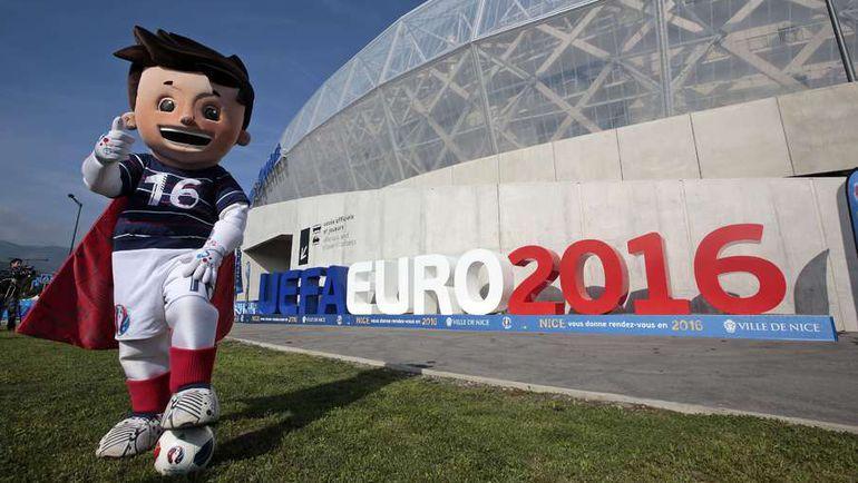 Статистика Euro-2016.