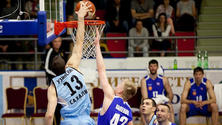"""В следующем сезоне """"Сахалин"""" рассчитывает составить компанию ЦСКА и другим грандам отечественного баскетбола в Единой лиге ВТБ."""