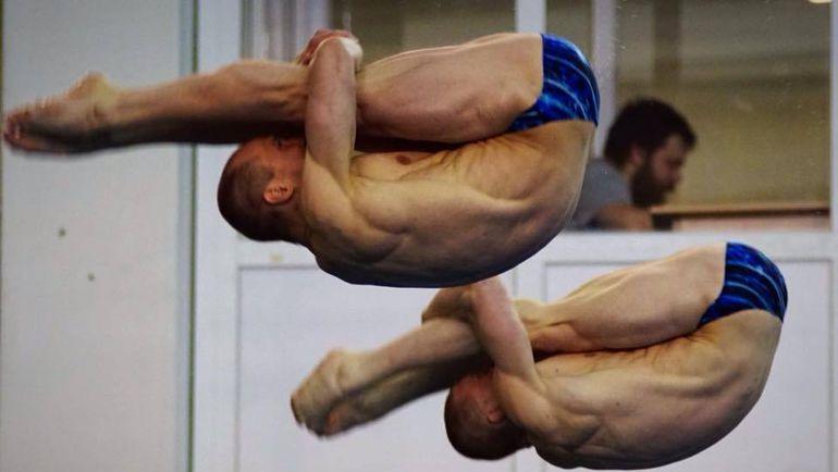 Евгений и Вячеслав НОВОСЕЛОВЫ. Фото Дмитрий ЗОТОВ, информационное агентство Irbis