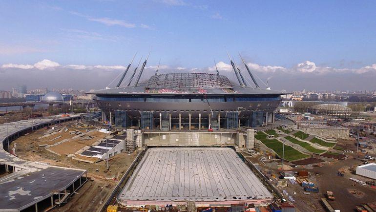«Инжтрансстрой-СПб» объявил опопытке рейдерского захвата стройки «Зенит-арены»