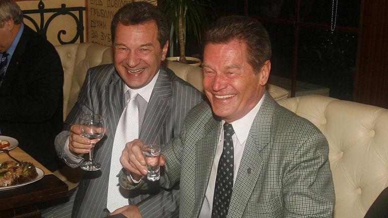 """Валерий и Андрей БУТЕНКО. Фото Алексей ИВАНОВ, """"СЭ"""""""
