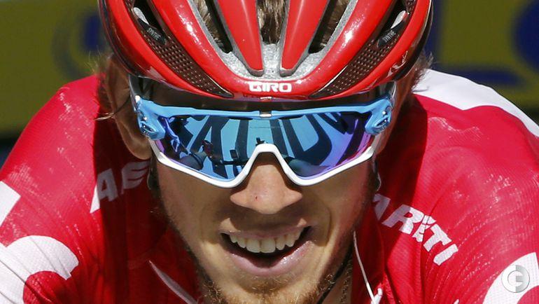 """Сегодня. 17-й этап """"Тур де Франс""""-2016.Ильнур ЗАКАРИН. Фото REUTERS"""