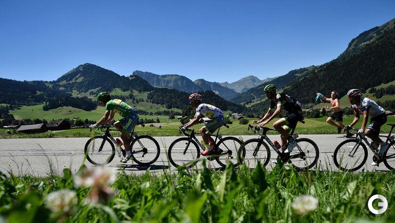 """Сегодня. 17-й этап """"Тур де Франс""""-2016. Фото AFP"""